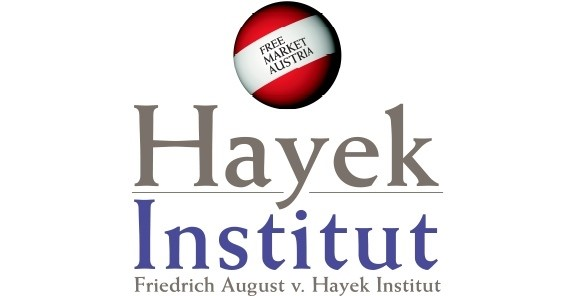 Image result for f a v hayek institute